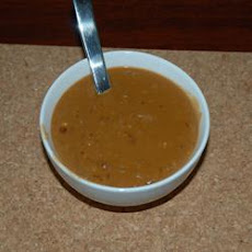 Peanut and Tamarind Sauce