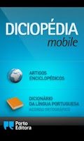 Screenshot of DICIOPÉDIA mobile