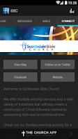 Screenshot of Scottsdale Bible Church