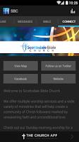Screenshot of Scottsdale Bible Church