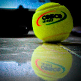 Long time.... No cricket!!! by Nipun Shedhani - Sports & Fitness Tennis