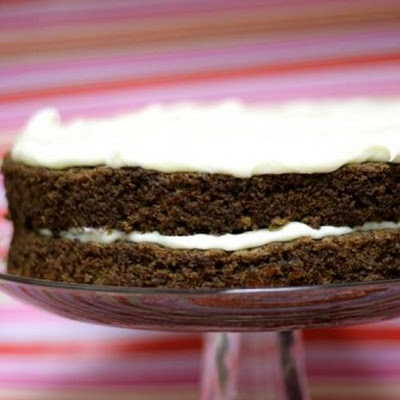 Mona's Carrot Cake With Cream Cheese Frosting