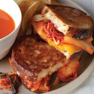 Kimchi Sandwich Recipes