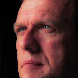 Reflections of my youth by Sean Snyman - People Portraits of Men ( age, self portrait, close up, portrait, man )
