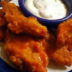 The Best Blazin' Boneless Buffalo Wings You Ever Ate