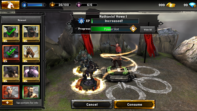Heroes Of  Dragon Age APK screenshot thumbnail 21