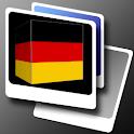 Cube DE LWP simple icon