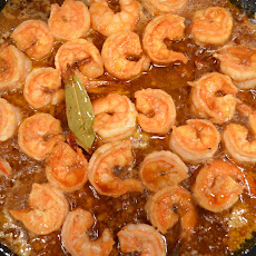 Skillet Barbecued Shrimp