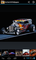 Screenshot of Hot Rod HD Wallpapers