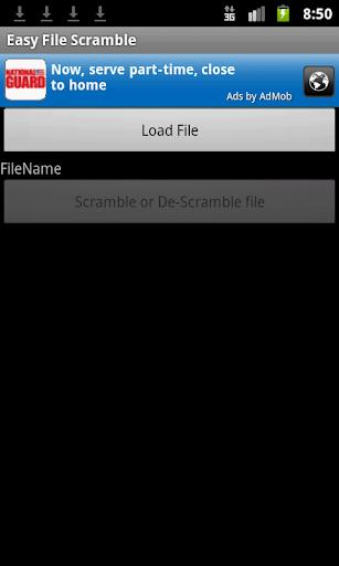 Easy File Scramble