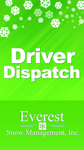 Driver App - screenshot