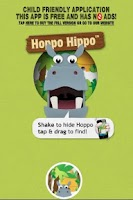 Screenshot of Hide & Seek Hoppo Hippo Free