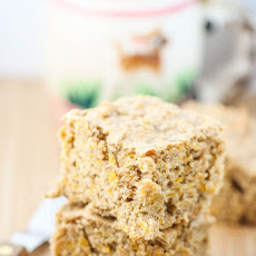 Butternut Spice Blondies