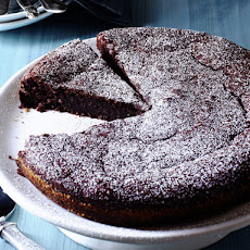 Chocolate-Almond Torte