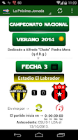 Screenshot of CampeonaTico