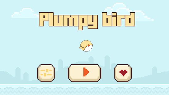 Plumpy Bird - screenshot