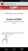 Screenshot of Direito AGORA Notícias (pro)
