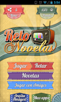 Screenshot of Retonovelas  Trivia Telenovela