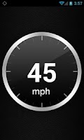 Screenshot of Speed - The GPS Speedometer