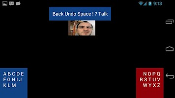 Screenshot of Eye Tracker - Write Messages