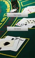 Screenshot of Blackjack: Aces High