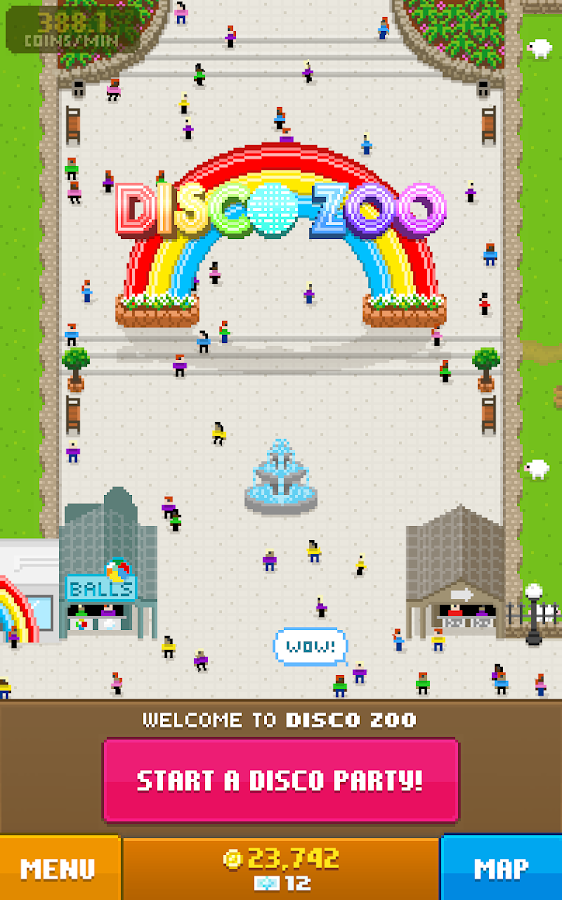 Disco Zoo Screenshot 5