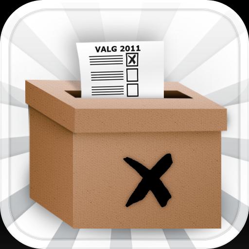 Valg2011 LOGO-APP點子