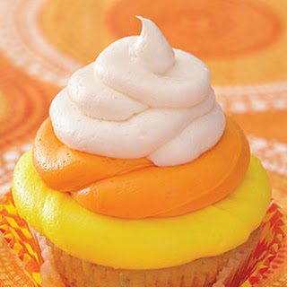 Candy Corn Buttercream