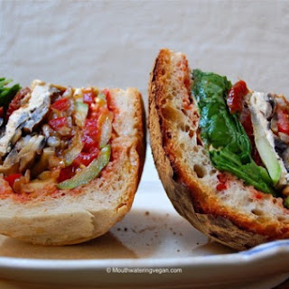 Stuffed Mediterranean Loaf – Super Mouthwatering Treat