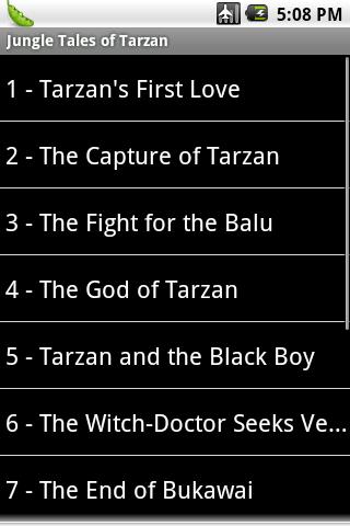 玩免費書籍APP|下載Jungle Tales of Tarzan app不用錢|硬是要APP