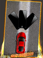 Screenshot of Red Speed Racer 3D Car Chase