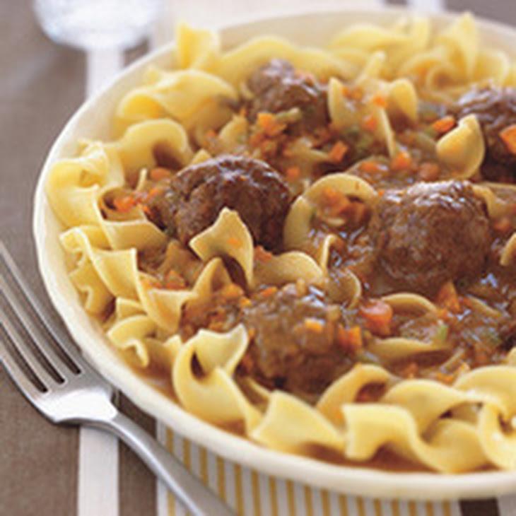 Hungarian Meatball Stew Recipe | Yummly