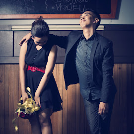 Bored of this Prewedd Session by Reza Roedjito - People Couples