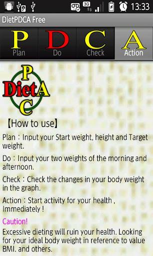 玩健康App DietPDCA  Free免費 APP試玩