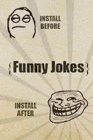 Screenshot of Funny Jokes