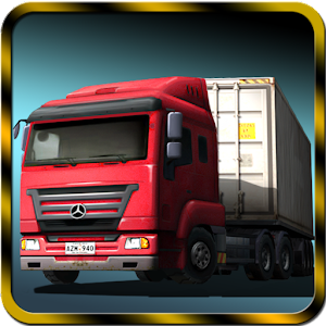 Cover art Real Truck Parking 3D
