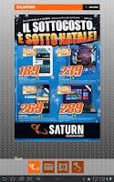 Screenshot of Saturn per Tablet