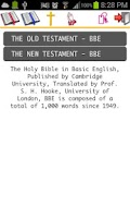 Screenshot of Biblesmith - Albanian