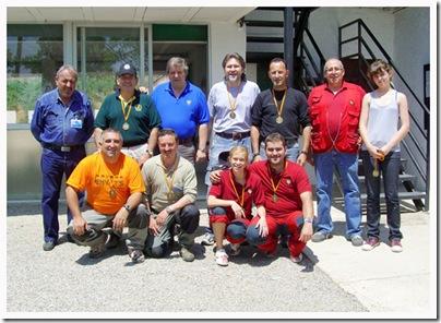 RRTT CAMPIONAT PROVINCIAL RRTT 18 Maig 2008