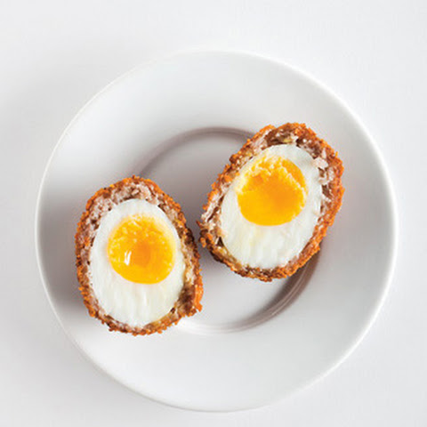 Breakfast Sausage And Cornflake Scotch Eggs Recipes — Dishmaps