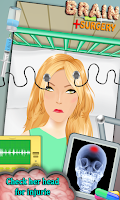 Screenshot of Brain Surgery Doctor