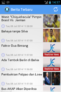 Jambi Ekspres - screenshot