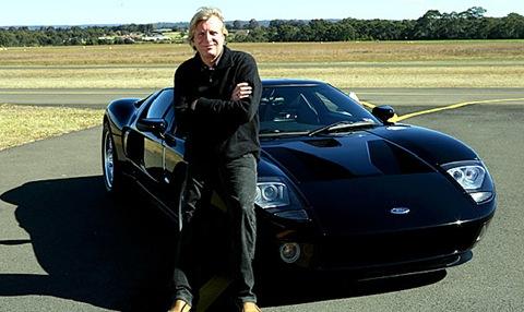 Top Gear Australia Se Ford Gt