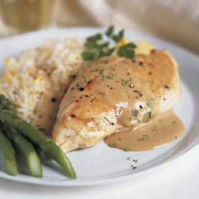 chicken in tarragon sauce williams sonoma heavy cream fresh tarragon ...