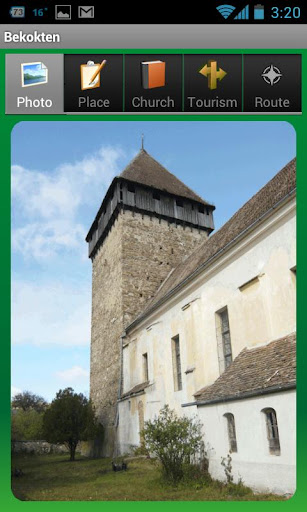 Kirchenburgen