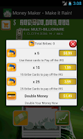 Screenshot of Money Clicker - Make It Rain!