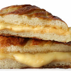 Sweet Hot Mustard and Jarlsberg Grilled Cheese Recipe