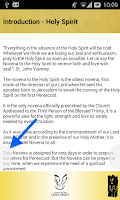 Screenshot of Jesus Youth Prayer