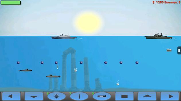 Submarine Attack! apk screenshot