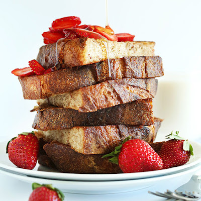 Basic Vegan French Toast